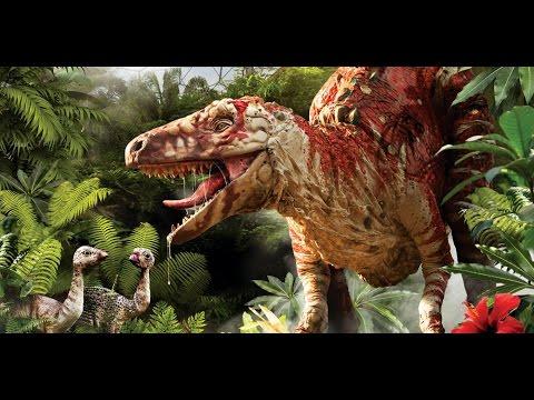 Documentary National Geographic- Predators Paradise Dinosaur Planet