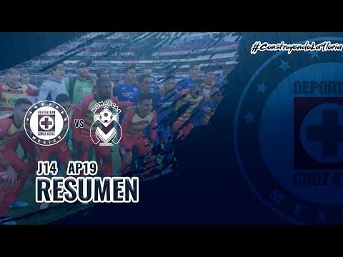 Resumen | Cruz Azul 2 - 3 Morelia | Liga MX - Apertura 2019  - Jornada 14 |
