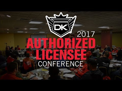 2017 Authorized Licensee Conference - Detail King