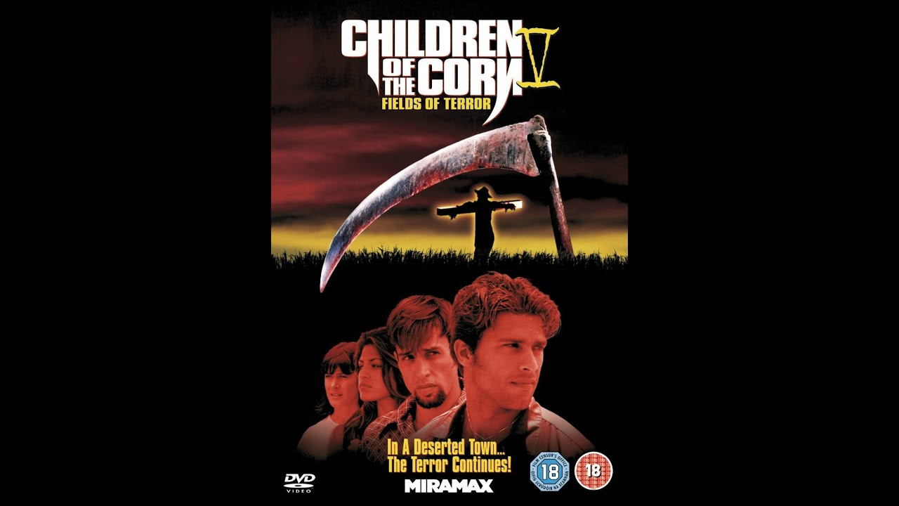 Risultati immagini per CHILDREN OF THE CORN 5 - FIELDS OF TERROR ( 1998 ) POSTER