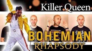 Download Killer Queen (Queen) - A cappella Quartet