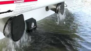 Baja H2X Powerboat start up sound