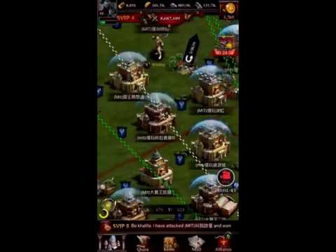 Clash Of Kings Destroyed Castle 29 With Reinforcements