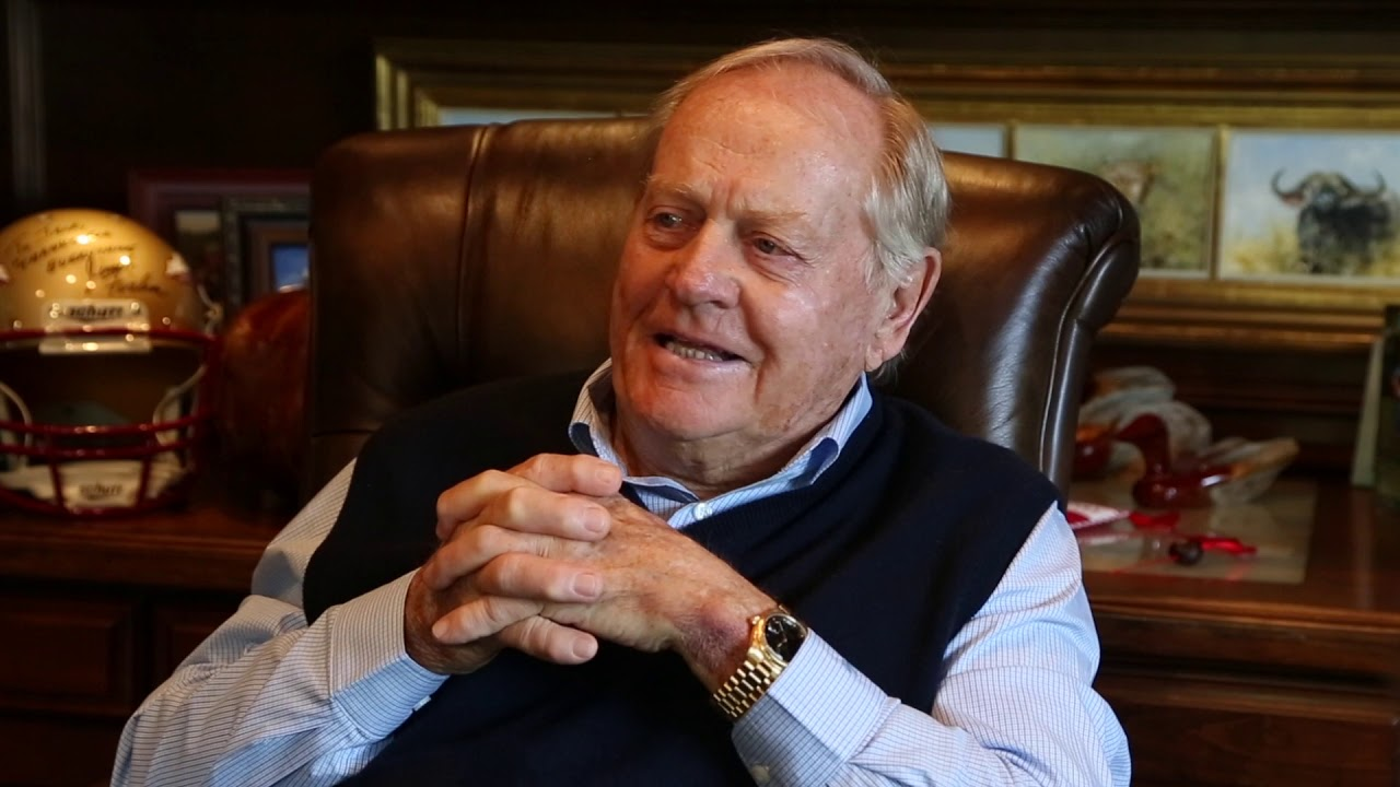 VIDEO: Jack Nicklaus reflects on career and turning 80 ...