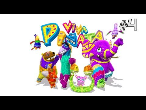 Twitch Livestream | Viva Pinata Part 4 (FINAL) [Xbox 360/One]