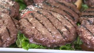 Bubba's Q (24) 5 oz. Beef Brisket Burgers with David Venable