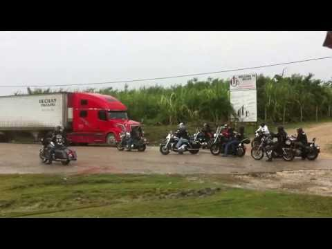 Biker Boyz in Santa Elena Corozal District