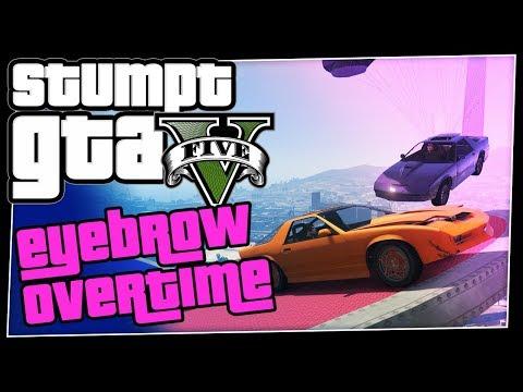 GTA 5 Online - #59 - Eyebrow Overtime (GTA V Overtime )