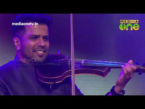 രഹ്നക്കൊപ്പം ബാലഭാസ്കര്   Pathinalam Ravu   Balabhaskar Violin Performance