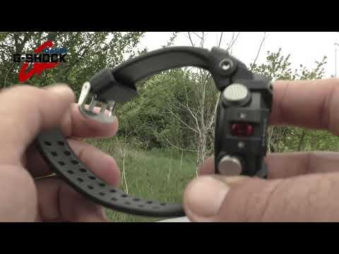 Глазами охотника и рыбака о часах G-SHOCK GG-B100-1A серия MUDMASTER