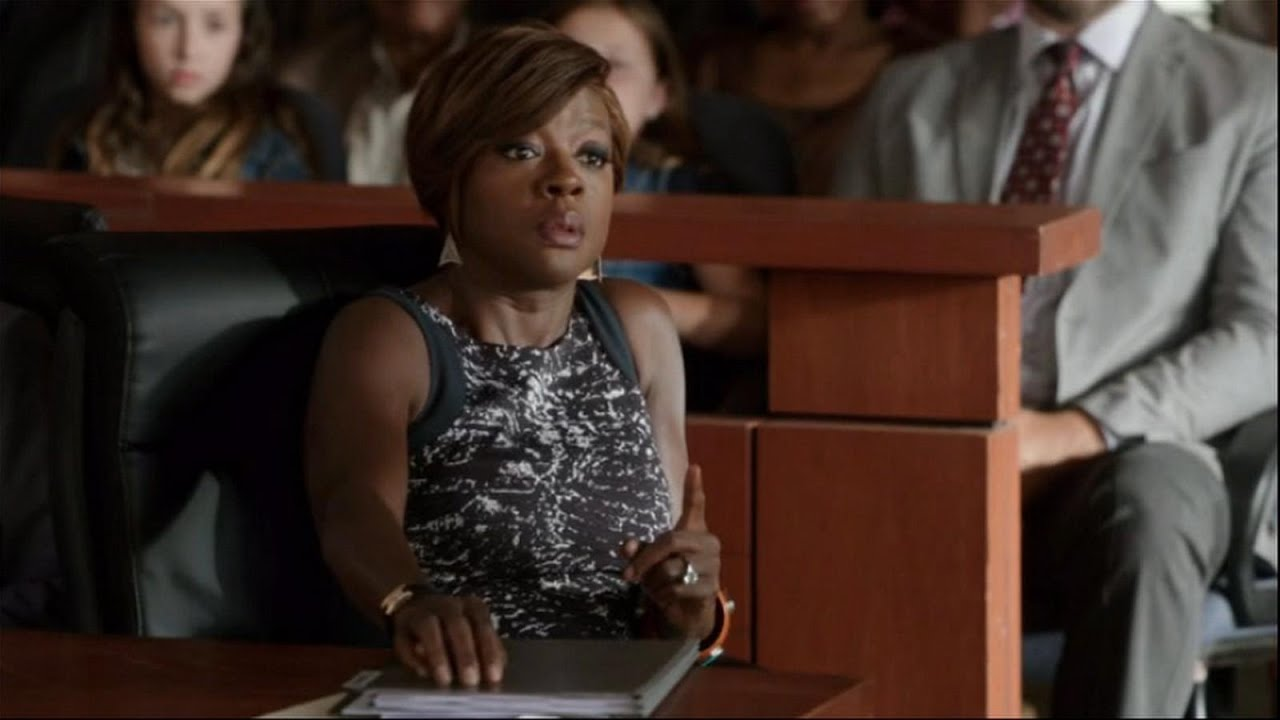 Viola davis on her how to get away with murder scenes youtube ccuart Choice Image