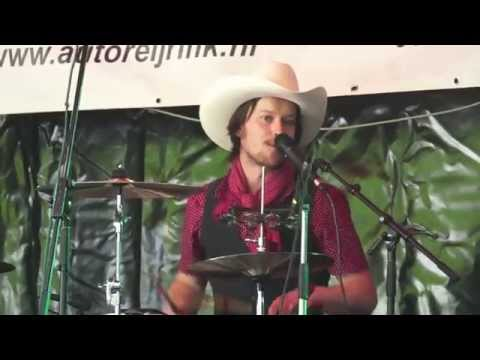 The Hillbilly Moonshiners - Thank God I'm A Country Boy [official tour video]