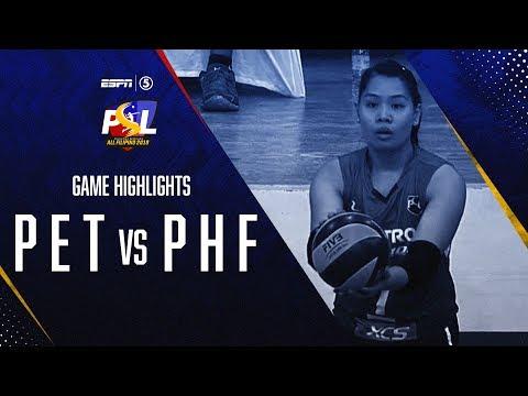 Highlights: Petron vs. PLDT Home Fibr | PSL All-Filipino Conference 2019