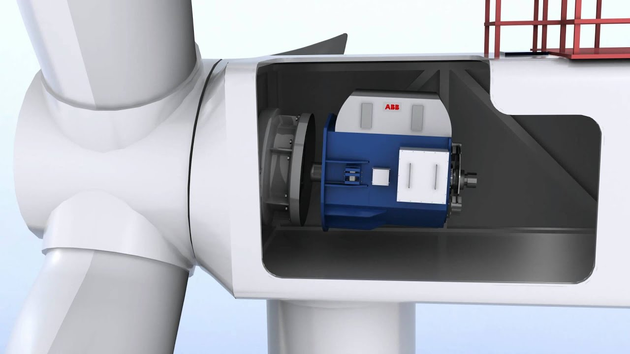 Looking for 10 MW Offshore solution? - just a small upgrade for ABB's new  medium speed generator
