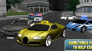 Crazy Driver Taxi Duty 3D ( Best Android Gameplay ) HD