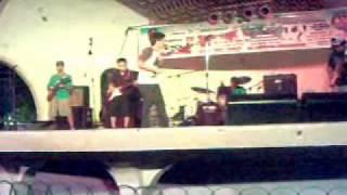 SOULSTITCH Live @ Gapan City Nueva Ecija.performing their own song Awit Kay Rakel(AKR)
