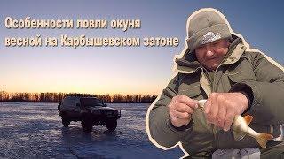 Зимняя рыбалка на щуку. Балансир, блесна. Рыбалка в Казахстане!