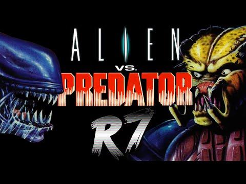 Alien vs. Predator Arcade Longplay [HD 60FPS]