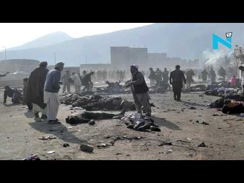Over 80 dead, many injured in Kabul truck bomb attack
