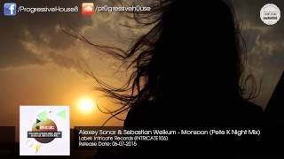 Alexey Sonar & Sebastian Weikum - Monsoon (Pete K Night Mix) [Intricate Records]
