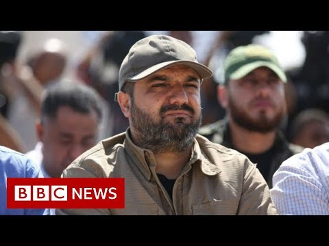 Flare-up As Israel Kills Top Palestinian Militant - BBC News