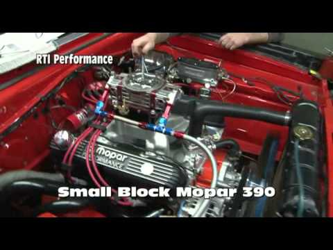 RTI Performance - SB Mopar 390 (stage 1)