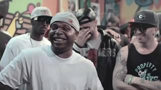 KOTD - Rap Battle - Rum Nitty vs Danny Myers