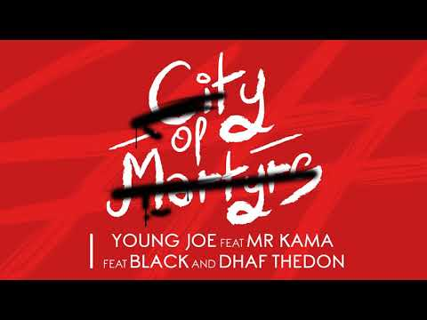 YOUNG JOE - C.of.M ft MR KAMA x BLACKO x DHAF THEDON