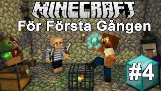 En Noobs Resa i Minecraft #4 | Med Ufosxm & KomigenLena