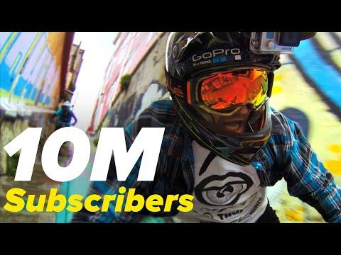 GoPro: 10 Million Subscribers | HERO9 Black #GIVEAWAY
