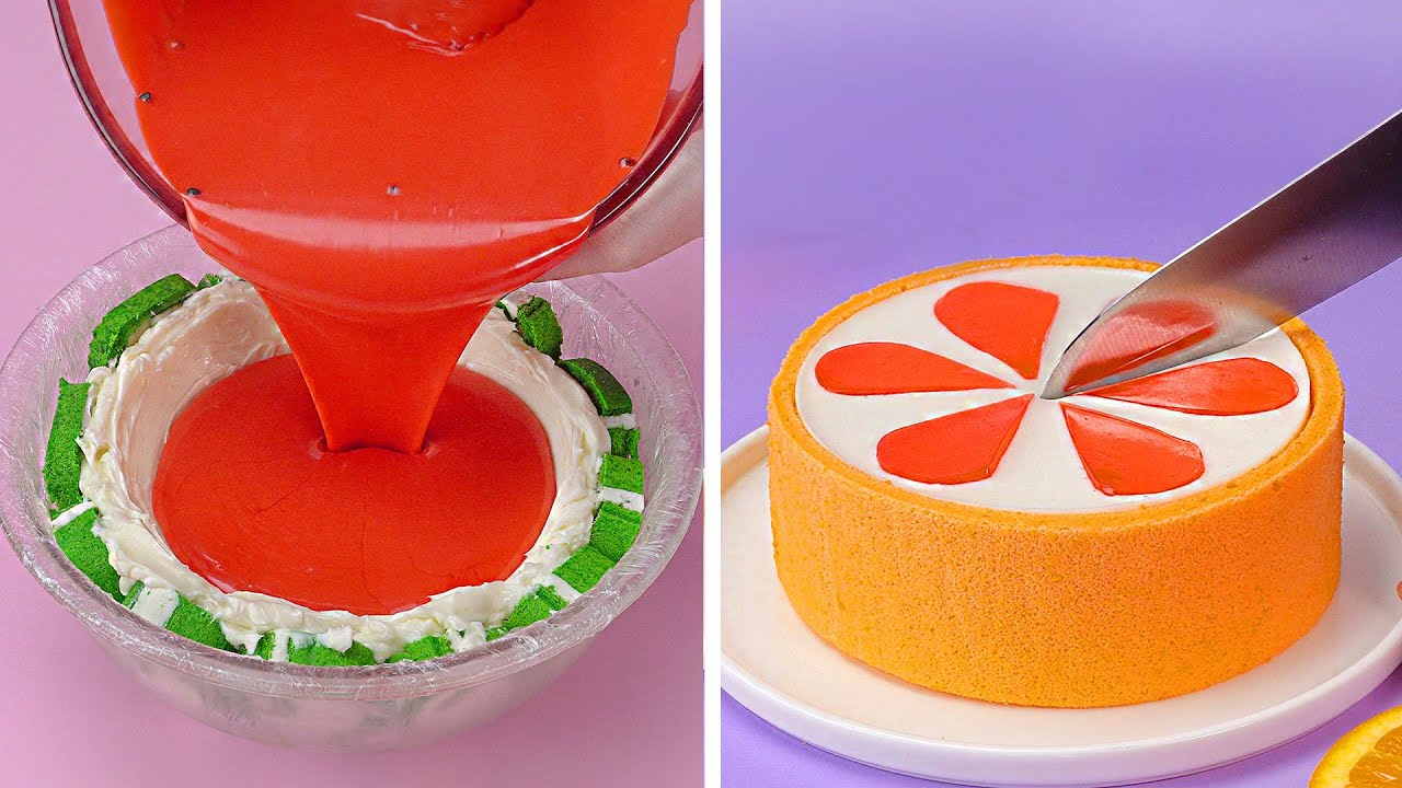 Amazing Fruit Cake Decorating Ideas For Any Occasion | Top Trending Cake Decorating Tutorials