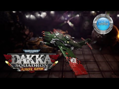 Warhammer 40,000: Dakka Squadron - Flyboyz Edition Gameplay 60fps |