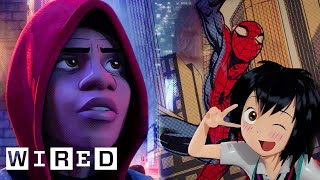 How Animators Created the Spider-Verse | WIRED