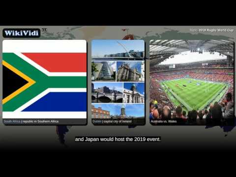 2019 Rugby World Cup – WikiVidi Documentary