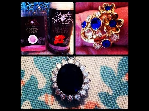 Jewelry In Candles Review + GIVEAWAY!!! OPEN