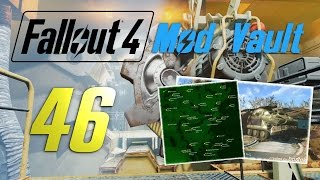 FALLOUT 4: Mod Vault #46 : My Home Can Blow Stuff Up