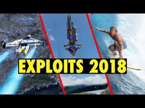 LES EXPLOITS DE 2018 !