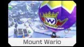 MK8DX Custom Music Choice: Mount Wario