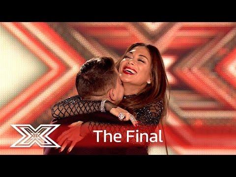 Matt Terry wins The X Factor 2016 | The Final Results | The X Factor UK 2016