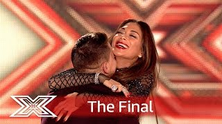 Matt Terry wins The X Factor 2016 | The Final Results | The X Factor UK 2016