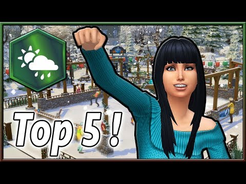Top 5 Things in The Sims 4: Seasons I'm Most Excited About! thumbnail