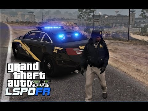 GTA 5 LSPDFR | San Andreas Highway Patrol