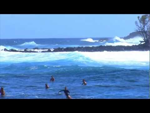 Isaac Hale Beach Park, Hawaii: Surfing Safari