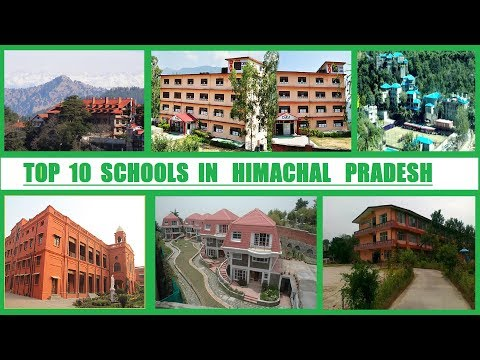 Top 10 Schools in Himachal Pradesh - Best Schools in Shimla