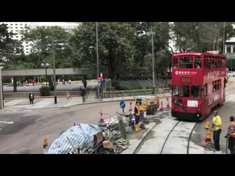 Tram Hong Kong Ride