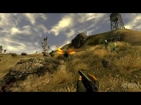 Fallout: New Vegas Trailer - E3 2010