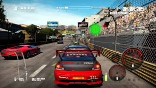 Need for Speed Shift 2 Unleashed Gameplay ita