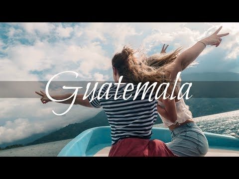 TOP 4 THINGS TO DO IN GUATEMALA