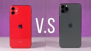 iPhone 11 VS iPhone 11 Pro - Cual Es Mejor Para Ti?