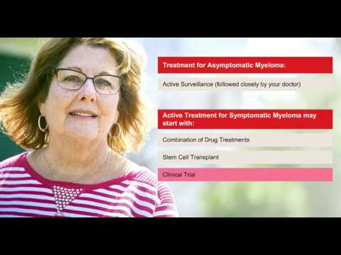 Treatment for Symptomatic Multiple Myeloma